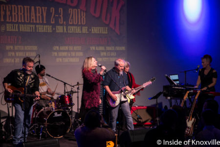 Petty Matters: A Tribute, Waynestock 2018, Relix Theater, Knoxville, February 2018