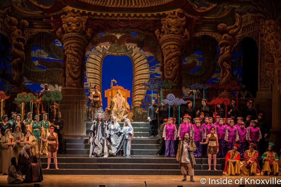 Turandot Offers Drama, Beauty and Puccini's Final Music