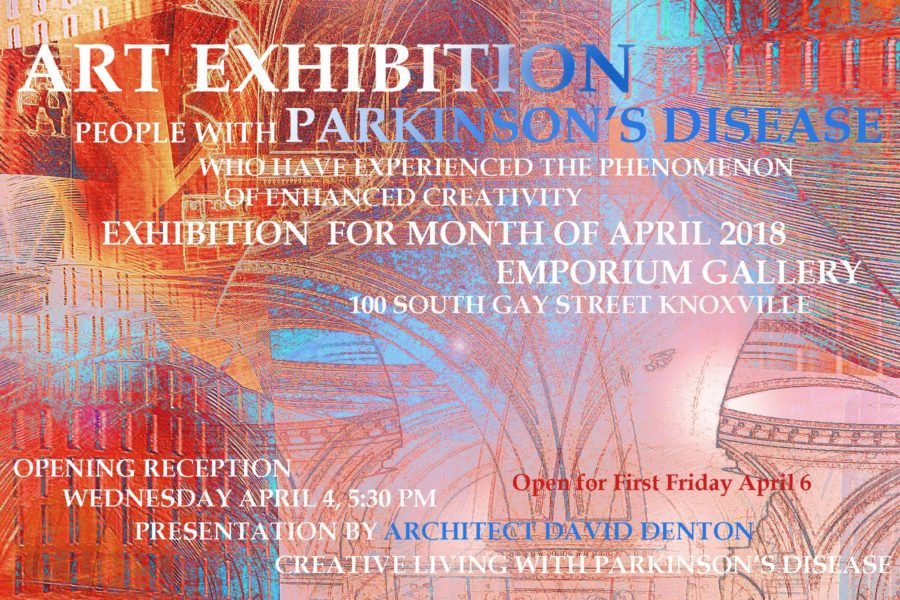 A New Art Exhibit Explores Parkinson's and Creativity Link