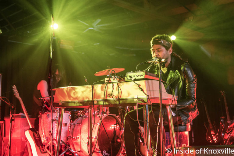 Algiers, Big Ears Festival, The Standard, Knoxville, March 2018