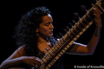 Anoushka Shankar, Big Ears, Tennessee Theatre, Knoxville, March 2018