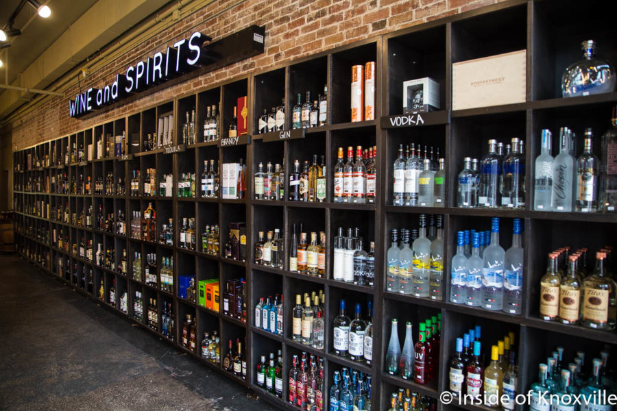 Corks Wine and Spirits Opens in the Old City