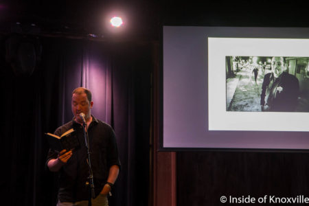 Gene Smith's Sink Eventh with Author Sam Stephenson, Big Ears Festival, Square Room, Knoxville, March 2018