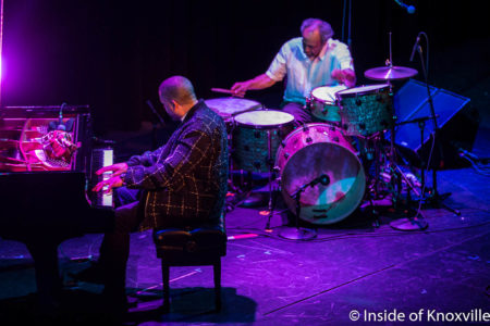 Jason Moran and Milford Graves, Big Ears, Bijou Theatre, Knoxville, March 2018