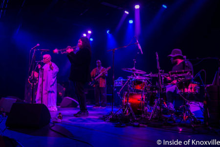 Jason Moran presents Fats Waller Dance Party, Big Ears Festival, The Mill and Mine, Knoxville, March 2018