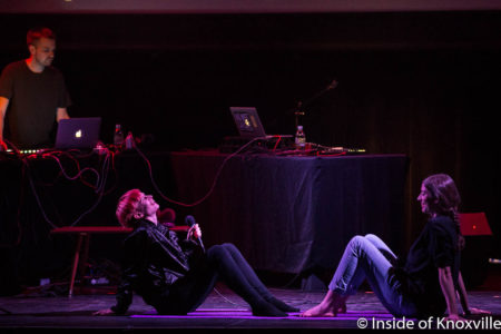 Jenny Hval, Big Ears Festival, Bijou Theatre, Knoxville, March 2018