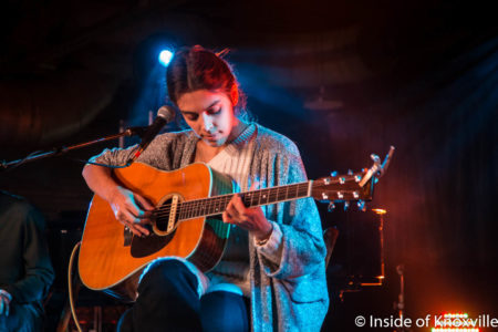 Julie Byrne, Big Ears, The Standard, Knoxville, March 2018