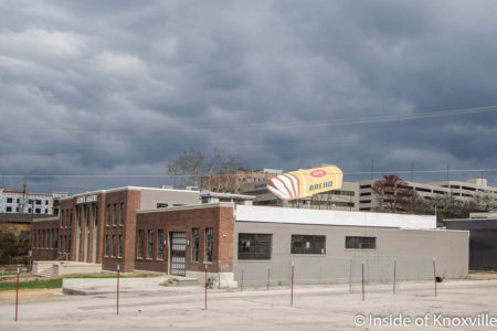 Kerns Building, 2110 Chapman Highway, Knoxville, March 2018