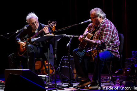 Marc Ribot and David Hidalgo, Big Ears, Tennessee Theatre, Knoxville, March 2018