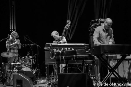 Medeski, Martin and Wood, Big Ears Festival, Tennessee Theatre, Knoxville, March 2018