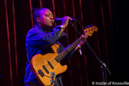 Mishell Ndegeocello, Big Ears, Tennessee Theatre, Knoxville, March 2018