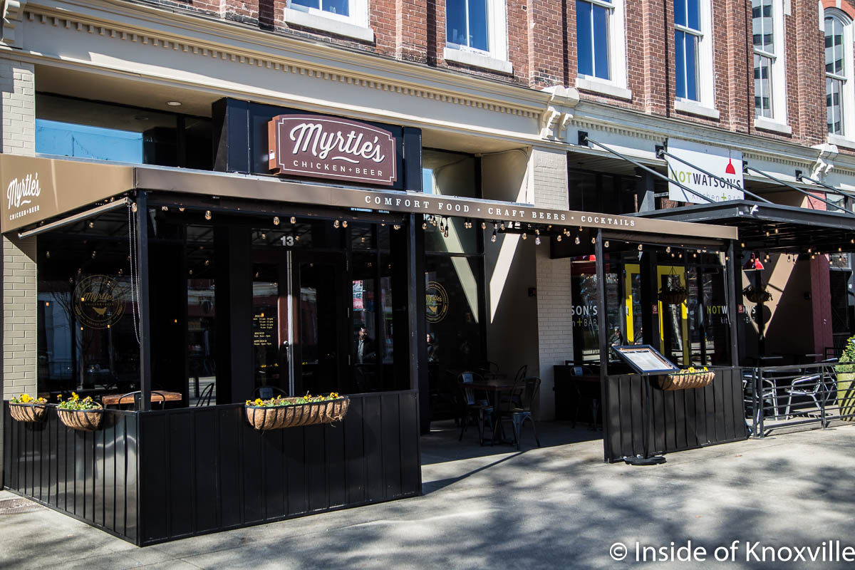New Restaurant Myrtle S Chicken And Beer Opens On Market Square