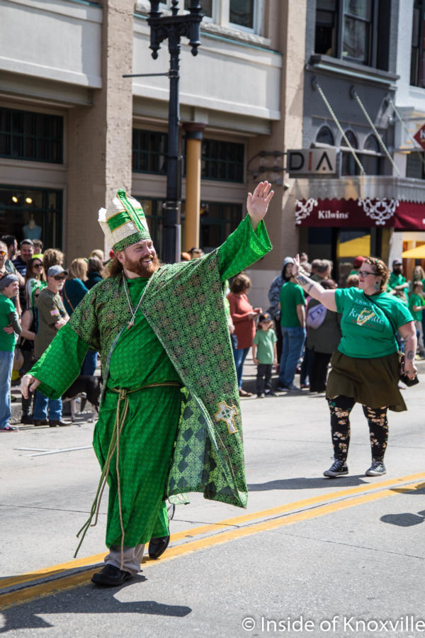 Knoxville Celebrates St. Patrick's Day in Style