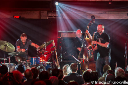 The Thing, Big Ears Festival, The Standard, Knoxville, March 2018