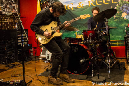 Anthony DaCosta, Boyd's Jig and Reel, Rhythm n Blooms, Knoxville, April 2018