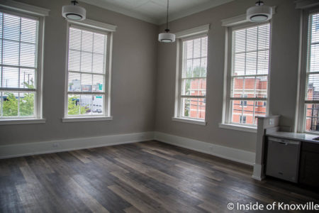 Apartment Interior, Knoxville High Independent Living, Knoxville, April 2018