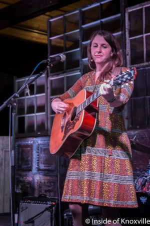 Caroline Spence, Jackson Terminal, Rhythm n Blooms, Knoxville, April 2018