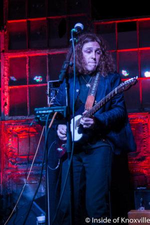 Daniel Donato, Rhythm n Blooms, Knoxville, April 2018