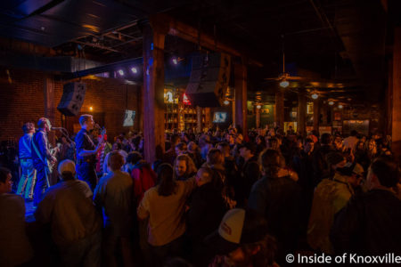 Deer Tick, Barley's, Rhythm n Blooms, Knoxville, April 2018
