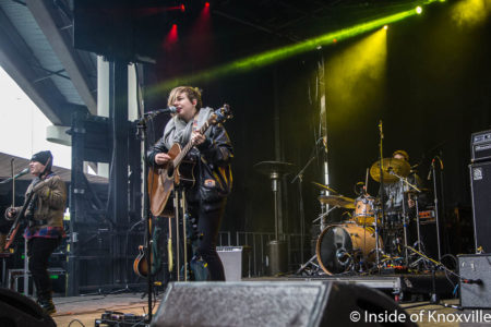 The Accidentals, Cripple Creek Stage, Rhythm n Blooms, Knoxville, April 2018