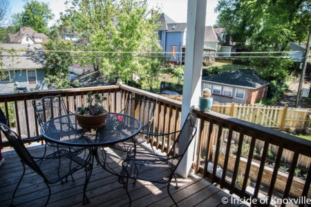 1104 Luttrell Street, Fourth and Gill Home Tour, Knoxville, April 2018