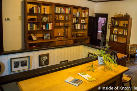 722 Luttrell Street, Fourth and Gill Home Tour, Knoxville, April 2018