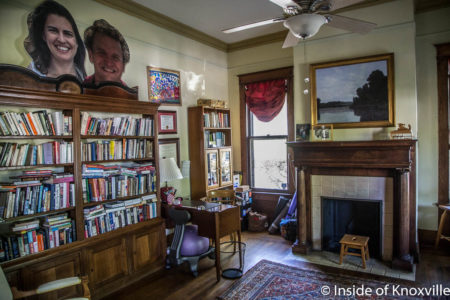941 Eleanor Street, Fourth and Gill Home Tour, Knoxville, April 2018