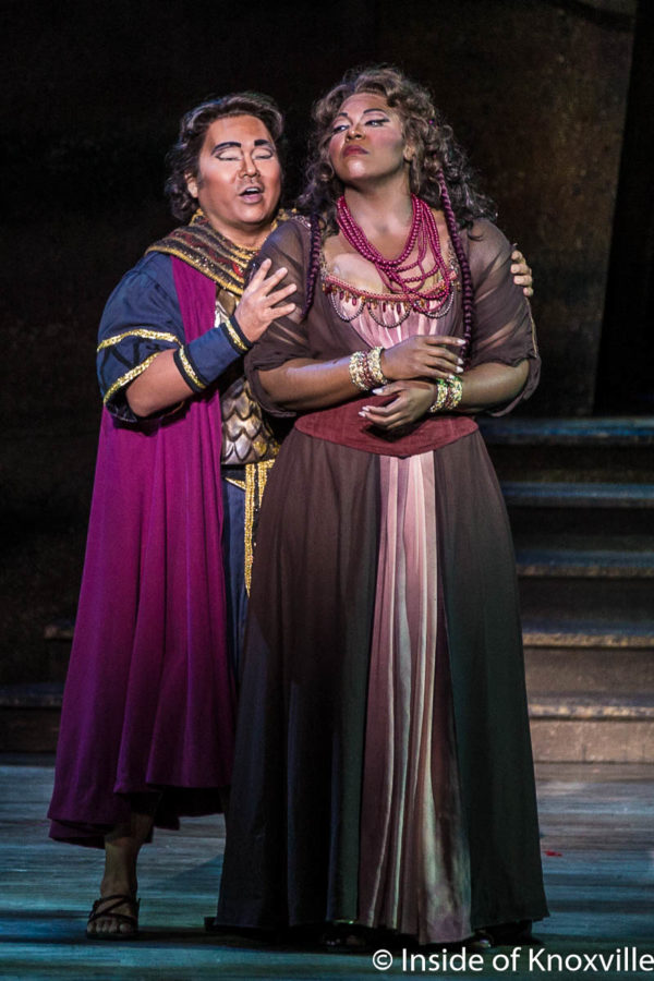 Knoxville Opera Presents Aida This Weekend: A Pictorial Preview