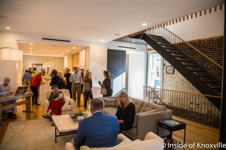 City People VIP Party at the Ely Building, 406 W. Chruch Avenue, Knoxville, May 2018
