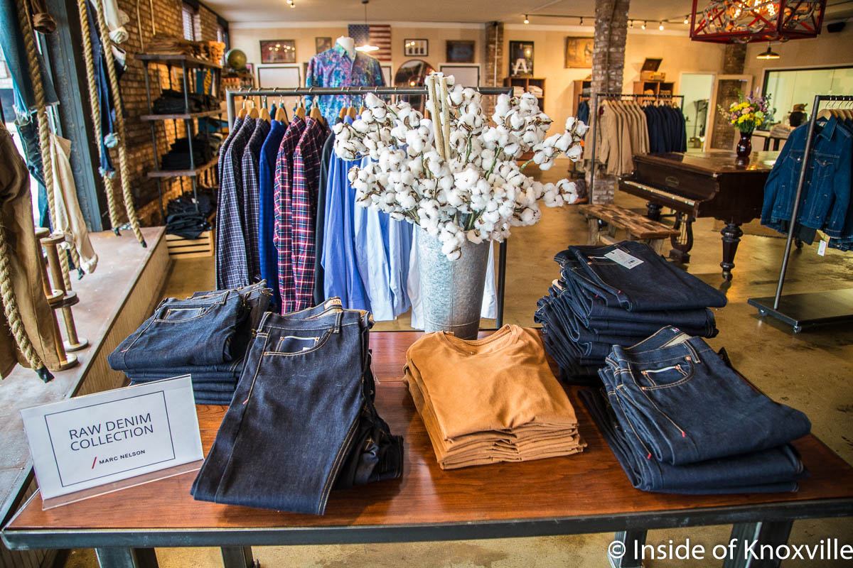 65a5d8264a0 Marcus Hall Discusses His Rise, Fall and Return to Marc Nelson Denim