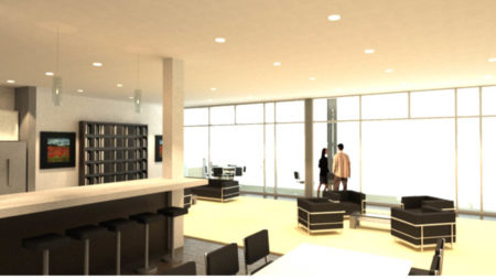 Penthouse Rendering for the Overlook