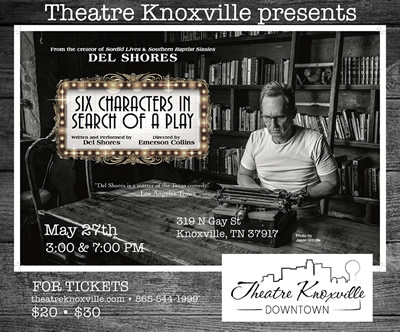 Sordid Lives and a One Man Performance in Knoxville: An Interview with Del Shores