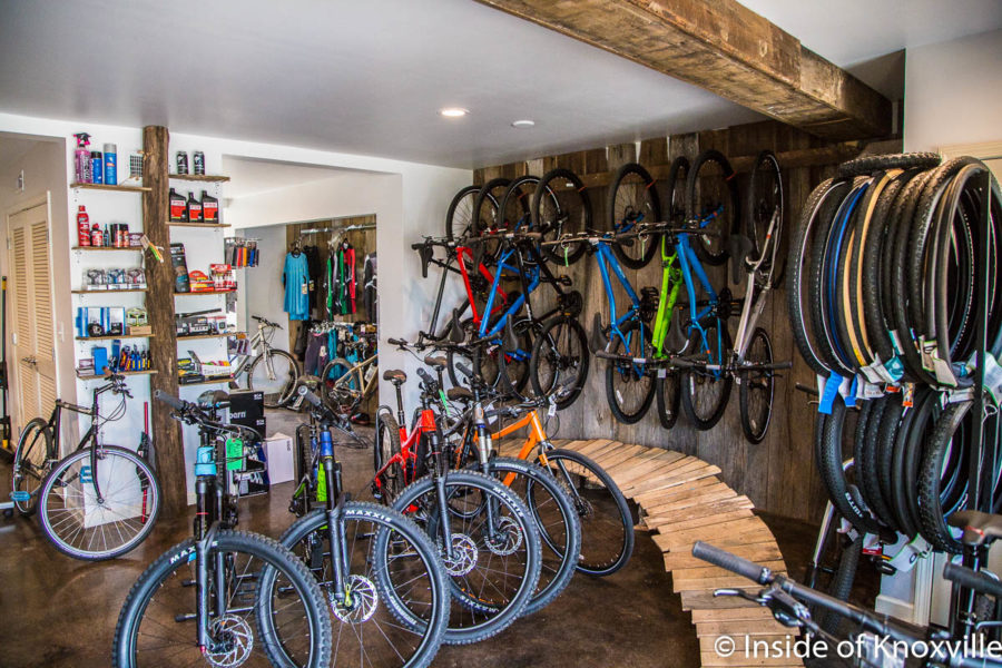 Echelon Bicycles Makes a Home in the Hottest Cycling Spot in the City