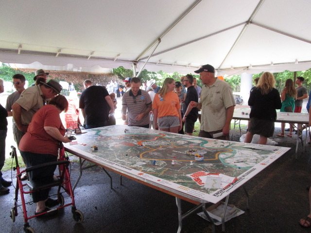 Knoxville Throws a Block Party at Future Urban Gateway Park to Entice Input on its Design
