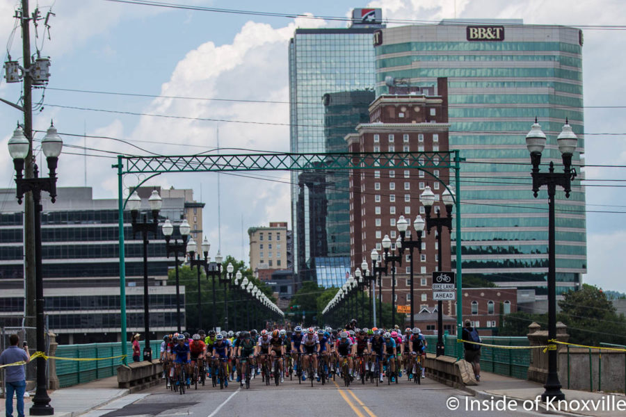 The US Pro Road National Championships Made for an Exciting Sunday in Knoxville