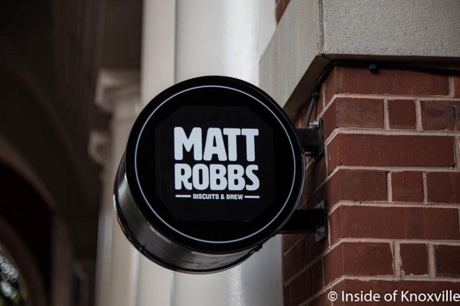Matt Robb's Biscuits & Brew Opens at 800 Market Street