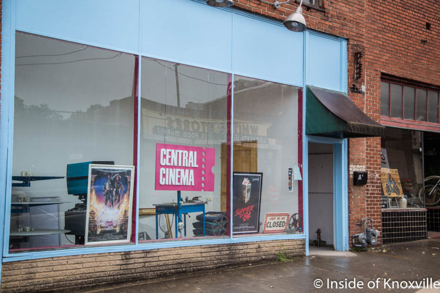Central Cinema Set to Open