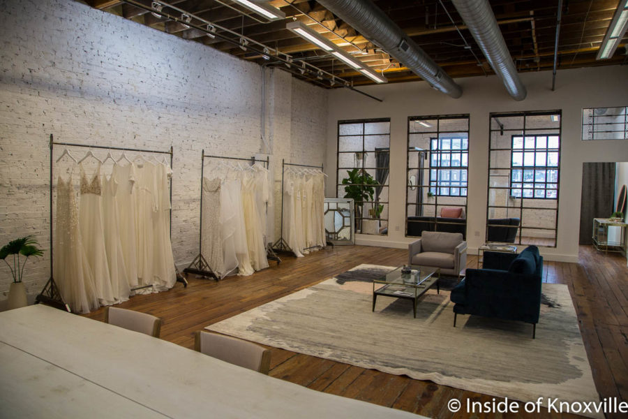 Kindred Bridal Prepares to Open in the Old City