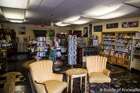 Knoxville Soap Candle and Gifts to Move Downtown