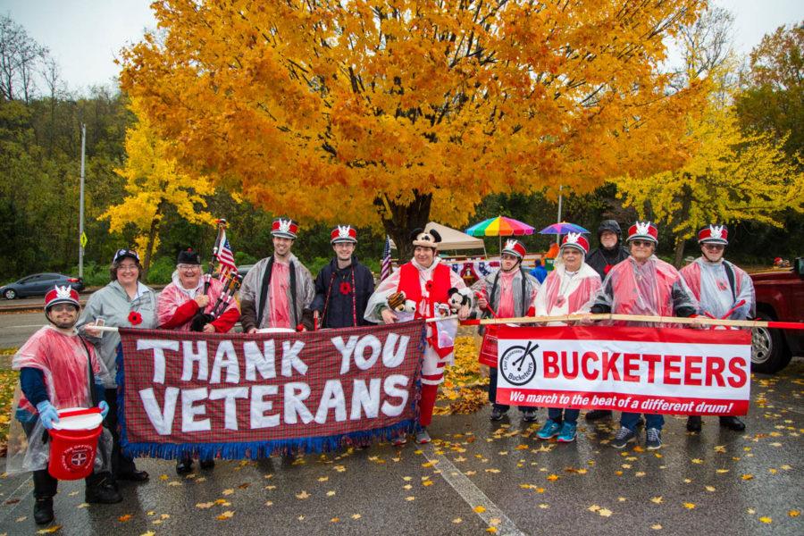 2018 Veteran's Day Parade: Spotlight on the E.T. Bucketeers