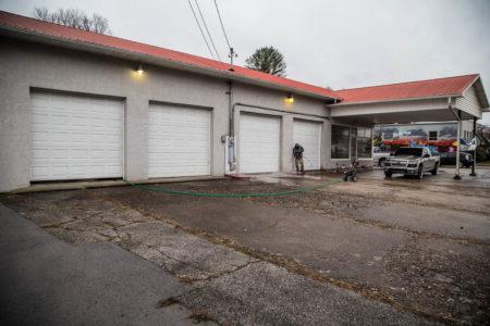 hard knox garage