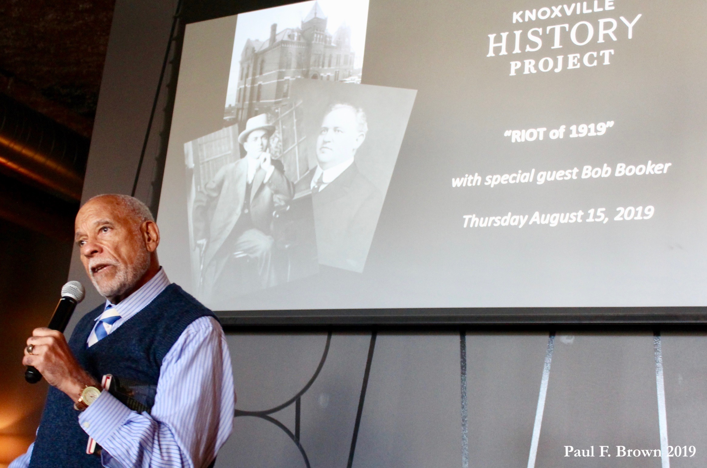 Injustice In Knoxville Remembering The Riot Of 1919
