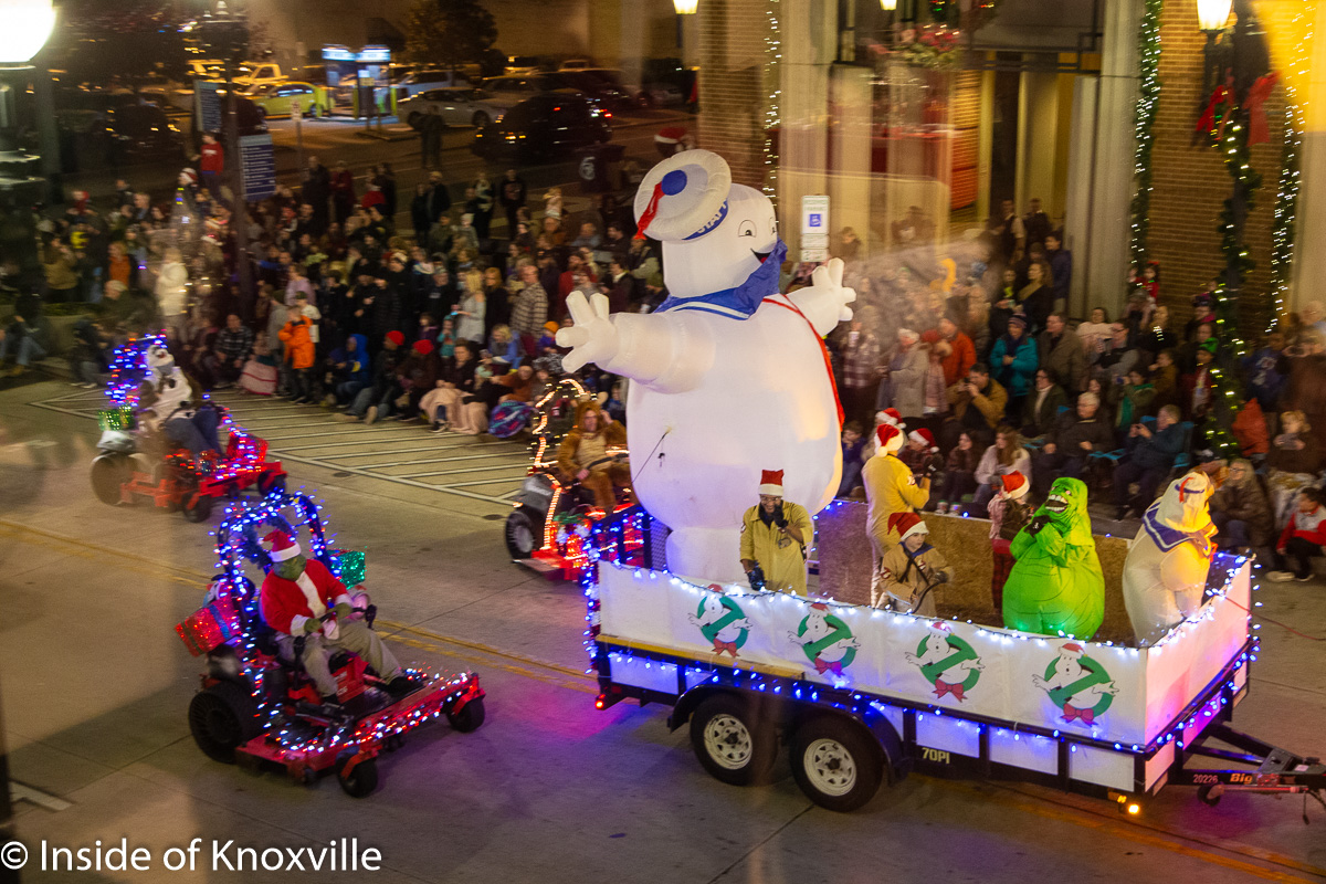 Downtown Knoxville Christmas Parade 2021 Knoxville Christmas Parade 2019 Part Two Inside Of Knoxville